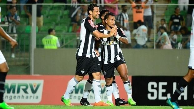 Mineiro: Gols de Atlético 4 x 0 Tupi
