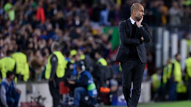 Guardiola destaca atuação do City, mas lamenta: 'Quando ficamos com 10, o jogo acabou'