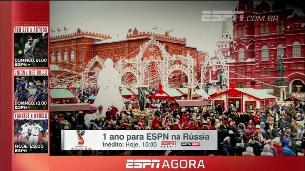 Vaga na LaLiga, especial 1 ano para a Copa; veja a programação desta quarta nos canais ESPN