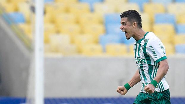Brasileiro: Gol de Fluminense 0 x 1 Palmeiras