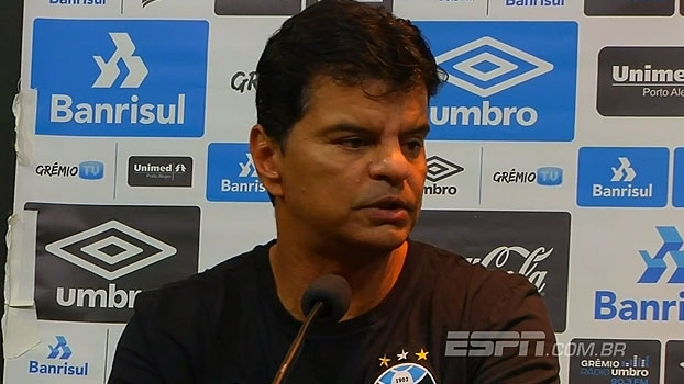 Alexandre Mendes destaca partida do Grêmio: 'Atuação brilhante, quase a perfeição'
