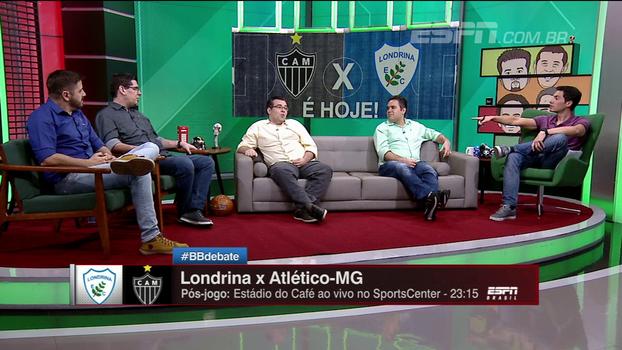 Comentaristas do BB Debate dão palpites para a final da Primeira Liga