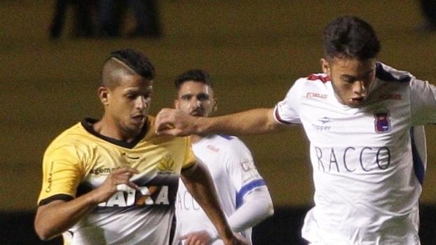 Série B: Gols de Criciúma 2 x 1 Paraná Clube