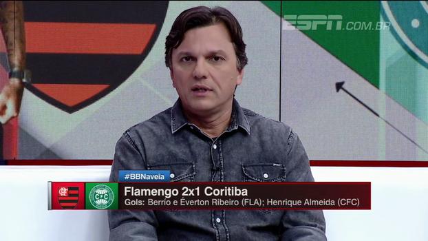 Mauro analisa vitória do Flamengo, diz que foi 'na marra' e pede autocrítica de dirigentes: 'Atuação muito ruim'