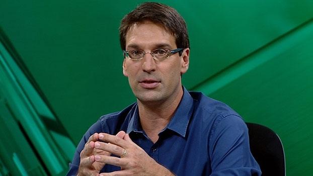 Arnaldo Ribeiro: 'Para mim, Roger Machado ainda é um técnico em teste'