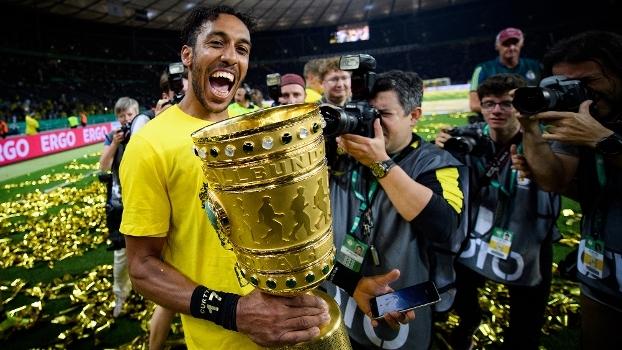 Rumo ao PSG? Veja a falta que Aubameyang pode fazer ao Borussia Dortmund