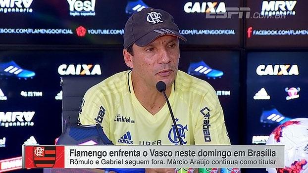 Sonhando com Éverton Ribeiro, Fla busca 'aumentar o sarrafo' em 2017