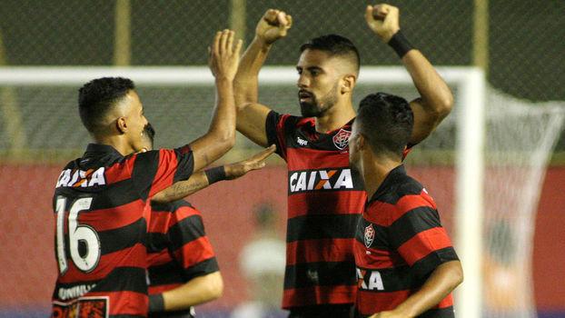 Brasileiro: Gols de Vitória 3 x 1 Ponte Preta