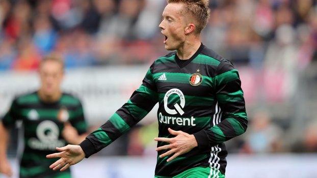Veja os gols da vitória do Feyenoord sobre AZ Alkmaar por 4 a 0