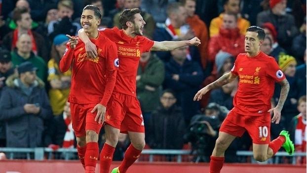 Premier League: Gols de Liverpool 3 x 1 Arsenal