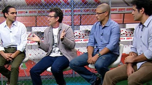 Neto: 'Nenhum jogador de hoje serve para amarrar meu tênis, do Sorin, do Raí e do Alex'