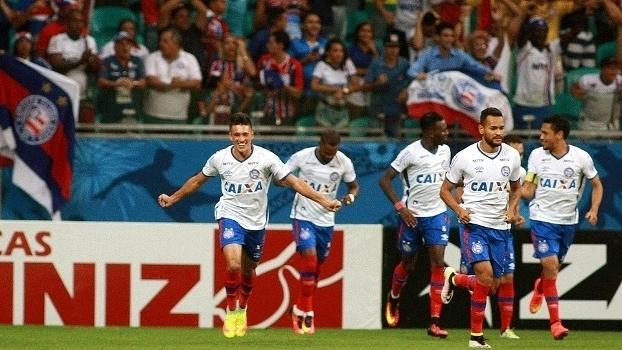 Série B: Gols de Bahia 4 x 2 Goiás