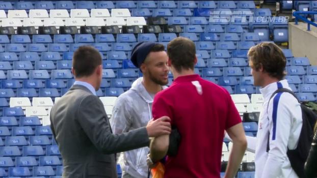 Explicações de David Luiz, repercussão e até presença de Stephen Curry e John Terry: Natalie Gedra traz tudo de Chelsea x Arsenal