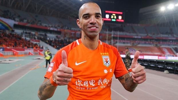Voltando ao Brasil? Veja gols de Diego Tardelli na China
