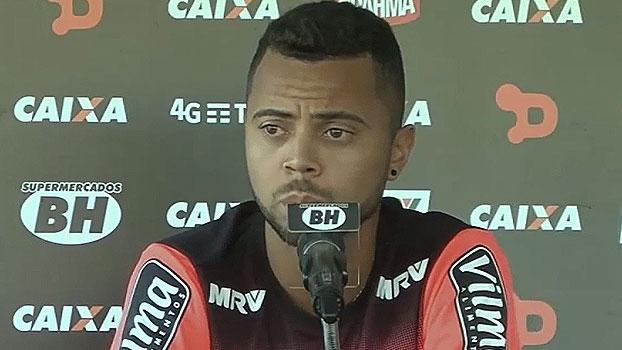 Rafael Carioca admite cansaço, mas avalia: 'Todo mundo quer jogar'