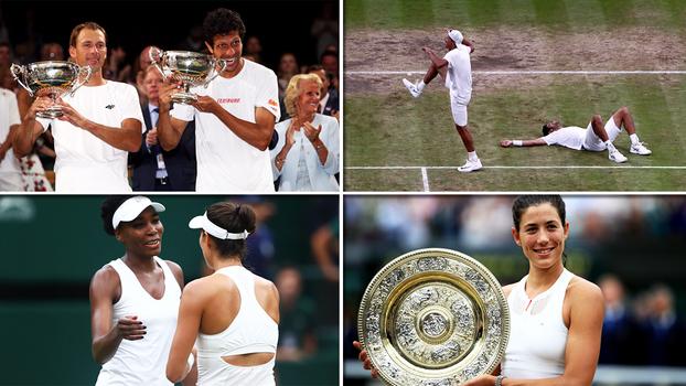 Muguruza atropela Venus e é campeã em Wimbledon; Marcelo Melo fica com a taça nas duplas
