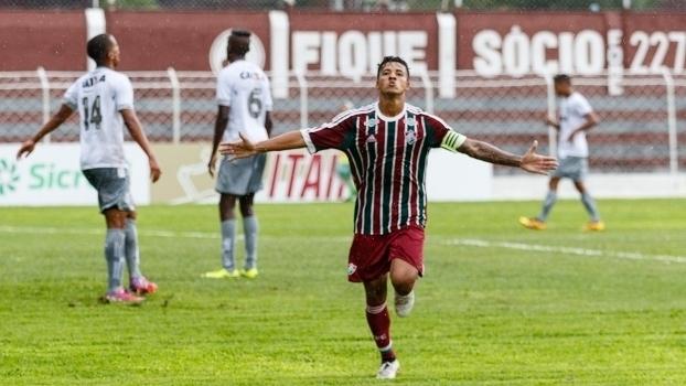 Veja os gols da vitória do Fluminense sobre o Figueirense por 4 a 2 pela Copa São Paulo