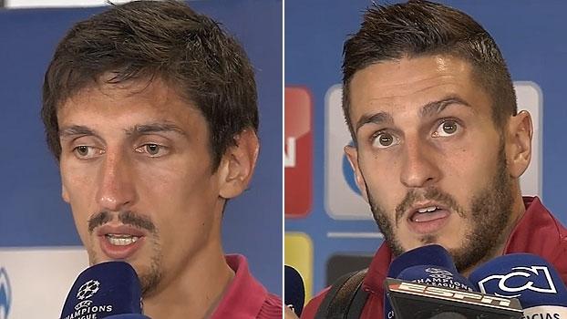 Jogadores do Atlético de Madri mantém otimismo; Koke pede desculpas à torcida