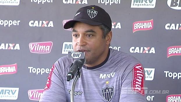 Roger diz que próximos 10 dias serão decisivos para o resto do ano do Atlético-MG