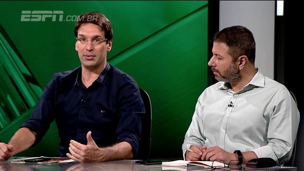 Arnaldo Ribeiro analisa se Gustavo Scarpa seria titular no Corinthians e no São Paulo