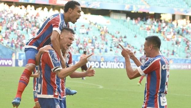 Brasileiro: Gols de Bahia 6 x 2 Atlético-PR