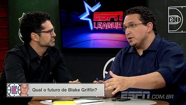 Griffin em Oklahoma? Paul George nos Lakers? 'ESPN League' avalia possíveis desmanches na NBA