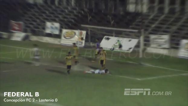 Não é possível! Jogador perde gol inacreditável na quarta divisão argentina