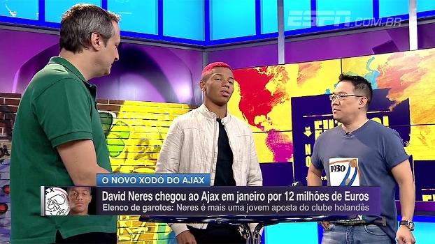 Neres admite que queria ter ficado mais um pouco no São Paulo: 'Queria fazer meu nome no clube'