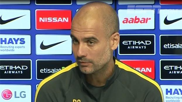 Guardiola elogia Tottenham e diz: 'Estou ansioso para visitar o White Hart Lane'
