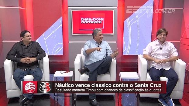 Bate Bola Nordeste comenta clássico entre Náutico e Santa Cruz