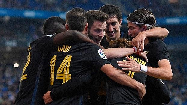LaLiga: Melhores Momentos de Espanyol 0 x 1 Atlético de Madri