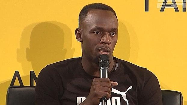 Após Olimpíada, Bolt comenta preparação para Mundial e explica teste no Borussia