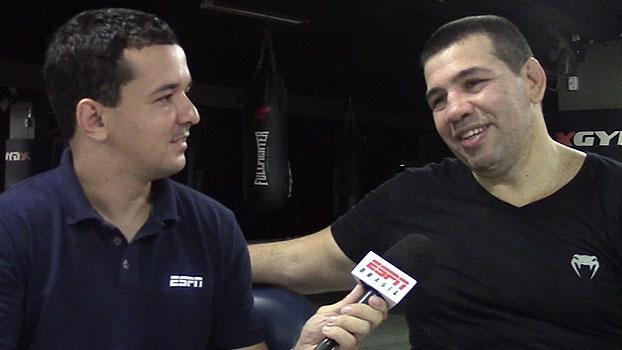 MMA Live Brasil: Pedro Rizzo fala de treinos de Jacaré e a derrota de Aldo para o 'marqueteiro' McGregor