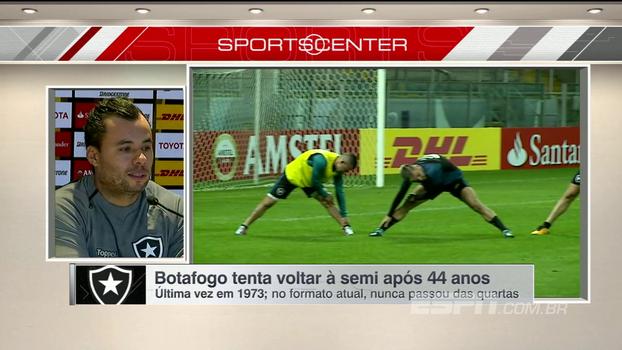 Favoritismo, investimento, caminho até a semi... Jair fala na véspera de mais uma decisão na Libertadores