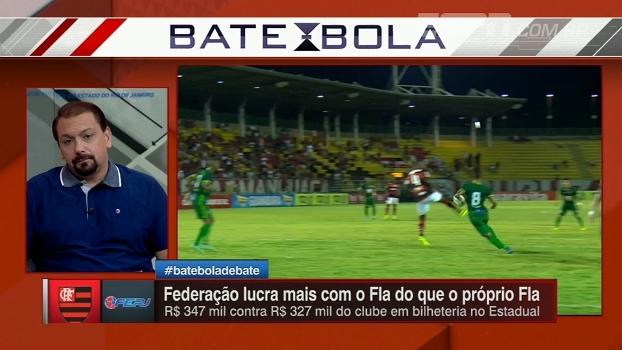 Alê Oliveira critica federação carioca, mas não vê clubes unidos por mudança