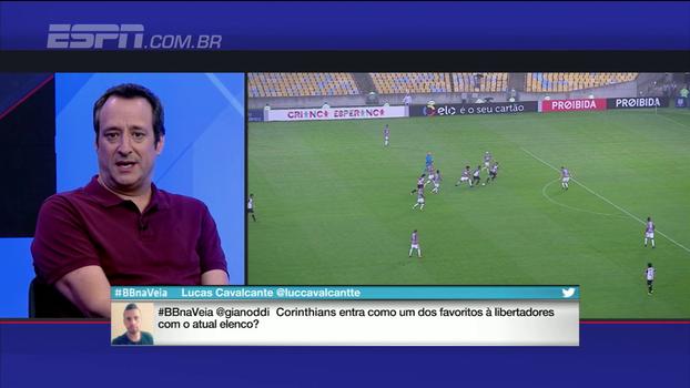 Gian: 'Para o novo presidente do Atlético-MG, por mais paradoxal que pareça, foi bom ficar fora da Liberta'