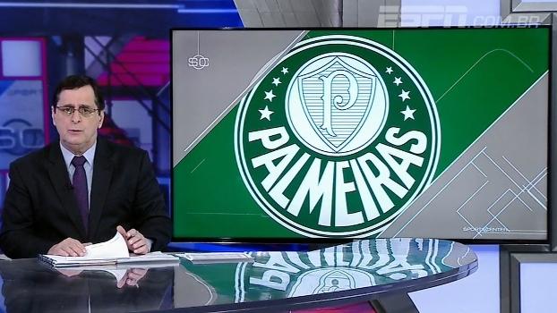 Para Antero, evolução do Palmeiras passa por boa fase de Guerra: 'Hoje é o melhor jogador do time'