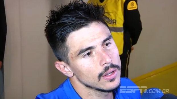 Willian fala sobre rodízio de Paulo Bento e comemora 'partida brilhante'