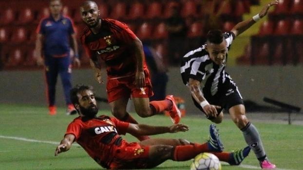 Brasileiro: Gols de Sport 1 x 1 Botafogo