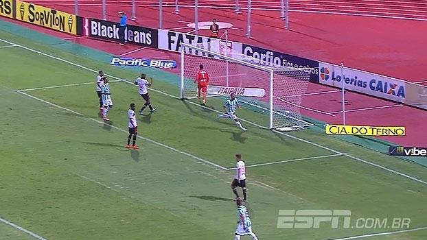 Série B: Gols de Goiás 3 x 2 Joinville