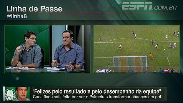 Gian escolhe Guerra como melhor jogador do Palmeiras e projeta time ideal para Cuca