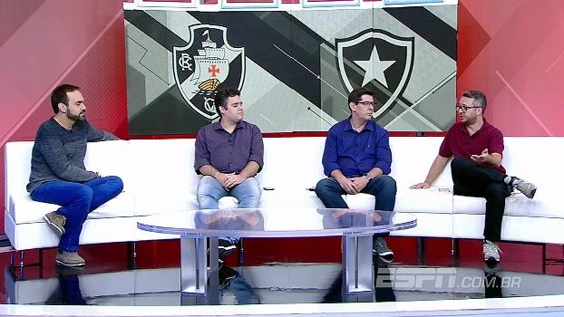 Maurício Barros vê Botafogo como exemplo para o Vasco: 'Reconstrução a partir do reconhecimento dos