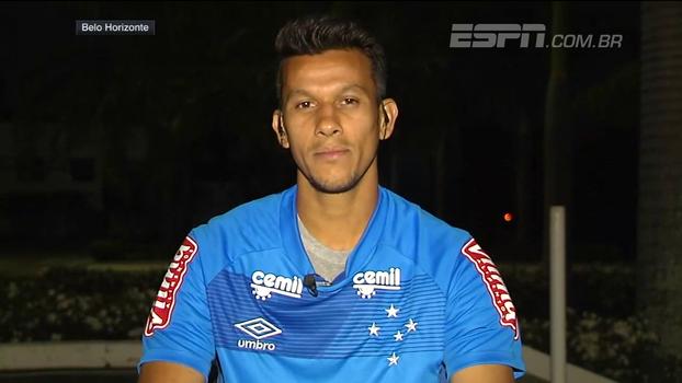 Henrique fala sobre a comemoração pós-título e promete 'entrar com tudo' contra o Corinthians