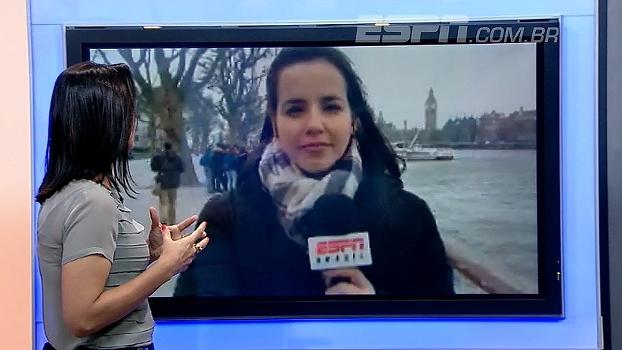 Da Inglaterra, Natalie Gedra atualiza as informações sobre o atentado terrorista de Londres