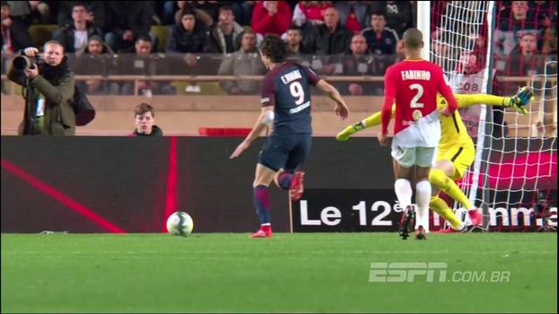 Francês: Melhores momentos de Monaco 1 x 2 PSG
