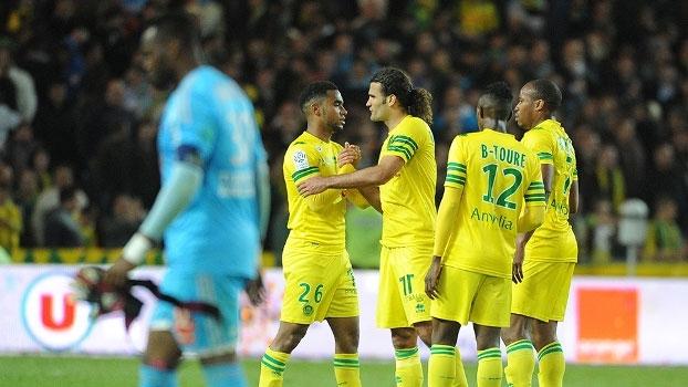 Olympique de Marselha x Nantes
