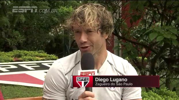 Lugano fala com exclusividade para a ESPN e comenta sobre possível despedida: 'Não tenho certeza do que vou querer em 15 dias'