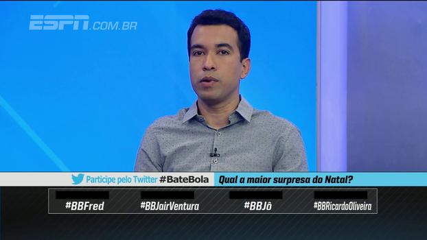 Para Breiller, Jair Ventura terá como missão resgatar vocação ofensiva do Santos