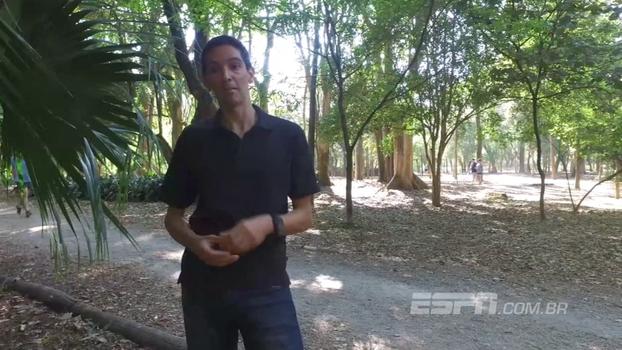 A convite do Viva + Fit, Cléber Guilherme fala sobre corrida de rua