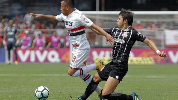 Campeonato Brasileiro: Gols de São Paulo 1 x 1 Corinthians